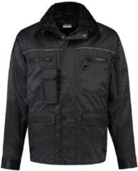 Zwarte Tricorp Pilotjack industrie - Workwear - 402005 - zwart - Maat S