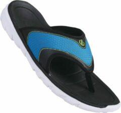 Dare 2b - Men's Xiro Lightweight Mesh Flip Flops - Sandalen - Mannen - Maat 43 - Blauw