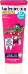Vademecum - Junior 6+ Fluoride Toothpaste Toothpaste For Children Strawberry 75Ml