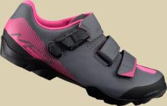 Shimano SH-ME3WL Damen Fahrradschuhe Größe 40 grau/pink