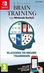 Nintendo Switch Dr. Kawashima's: Brain Training - Switch