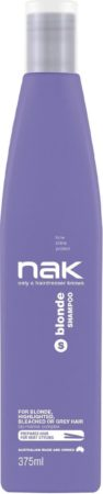 Afbeelding van Nak Shampoo Blonde Shampoo 375ml