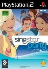 Sony interactive Singstar Party PS2