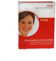 Cfw Care for Women Energy - 30 Capsules - Voedingssupplement