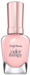 Roze Sally Hansen Color Therapy Nagellak - 220 Rosy Quartz