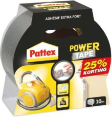 Pattex Power Tape - Waterbestendig - 10 Meter - 25% Korting - Grijs - 10 meter