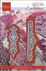 Blauwe Marianne Design Creatables Anja's Vintage 2 Ornaments