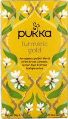 Pukka Org. Teas Turmeric gold 20 Stuks