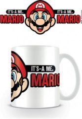 Rode Pyramid International Super Mario Odyssey Mug - Its A Me Mario