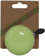 Groene BELLL Ding Dong klein licht groen - Fietsbel