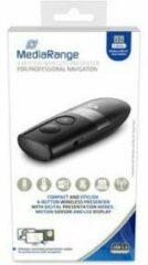 Zilveren MediaRange MROS222 Draadloze presenter