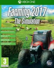 UIG Entertainment Professional Farmer 2017 - The Simulation Xbox One (kf-136116)