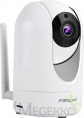 Witte Foscam R4 IP-beveiligingscamera Binnen Dome Bureau 2560 x 1440 Pixels