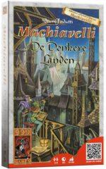 999 Games Machiavelli: De Donkere Landen uitbreidingset - Kaartspel