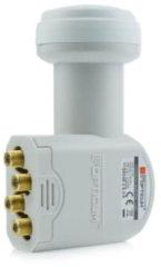 OPTICUM LRP 04H 10.7 - 12.75GHz Weiß Rauscharmer Signalumsetzer 1041