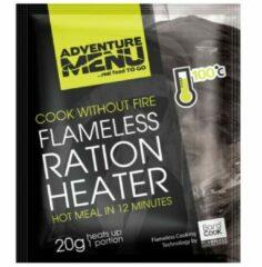 Zwarte Adventure Menu - Self-heater - Trockenbrennstoff maat 50 g for 2 servings zwart