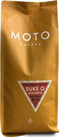 Afbeelding van Moto Coffee Ethiopië Koffiebonen - 1 kg - biologisch