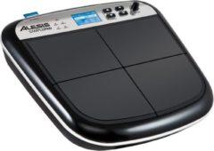 Zwarte Alesis SamplePad digitale percussie