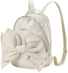 Rucksack Prime Archive Backpack Bow mit Schleife 075625-02 Puma Whisper White