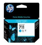 Zwarte HP 711 inktcartridge Origineel Cyaan