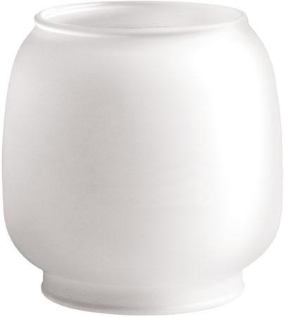 Afbeelding van Witte Campingaz Reserveglas - Gaslampglas M - Rond - Ø 6,5x8 Cm
