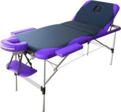 Sonstiges Massageliege Alu Belastbarkeit bis 230 kg, Violett