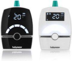 Zwarte Babymoov Premium Care audio babyfoon - 1400 meter