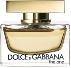 Dolce & Gabbana D&G The One For Women Edp Spray Karton @ 1 Fles X 30 Ml