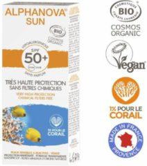 Alphanova SUN BIO SPF 50 voor de Allergische Gevoelige Huid - Waterproof