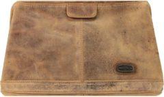 Antik Kulturbeutel Leder 27 cm Harold's natur