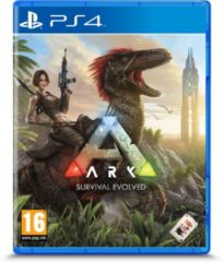 Merkloos / Sans marque ARK Survival Evolved - PS4