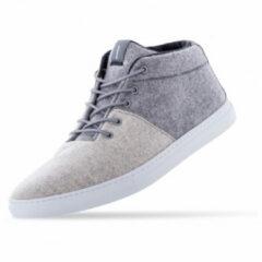 BAABUK Wol-sneaker SKY WOOLERS, beige/grijs 38