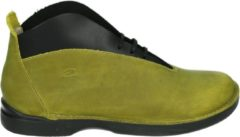 Loints of Holland TERMUNTEN - Volwassenen VeterlaarzenHalf-hoge schoenen - Kleur: Groen - Maat: 38.5