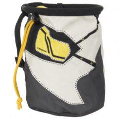 La Sportiva - Solution Chalk Bag - Pofzakje maat One Size, zwart/wit