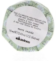 DAVINES MORE INSIDE TEXTURE THIS IS A MEDIUM HOLD FINISHING GUM PASTA REF.87066 - HOLD 3 75ML
