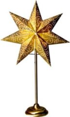IOVIVO Standleuchte Stern Antique Mini, ca. 55 cm