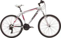Cicli Cinzia 26 Zoll Cinzia Impact Mountainbike Aluminium 21... weiß, 43cm