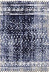 Impression Rugs Design Collection Loft Blauw vloerkleed Laagpolig - 200x290 CM