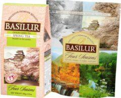 Basilur Premium Tea Basilur Tea Spring Tea karton