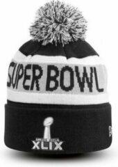 Grijze New Era SB15 The Jake NFL Super Bowl Oakland Raiders Superbowl Muts
