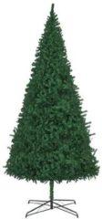 VidaXL Kunstkerstboom - 400 cm - Groen - 3670 takken
