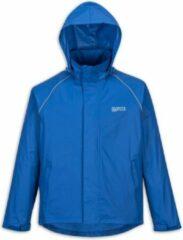 Lynx Regenjas Dry & Go heren nylon blauw maat XXL