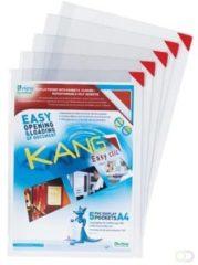 Rode Tarifold | ESVSHOP.nl Tarifold tas Kang Easy Clic hoeken in rood