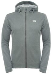 Fleecejacke Mittellegi Full Zip Hoodie A0UB The North Face TNF MEDIUM GREY HEATHER