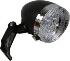 Benson Fietsverlichting Koplamp - Zwart - 3x LED