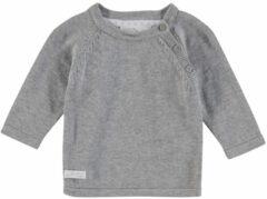 Feetje First Knit raglan uni sweater|Grijs|MT. 56