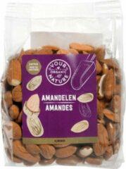 Amandelen Your Organic Nature - Zak 200 gram - Biologisch