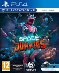 Space junkies VR (PlayStation 4)