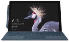 Zilveren Microsoft Surface Pro (2017) - Core i5 - 8 GB - 128 GB