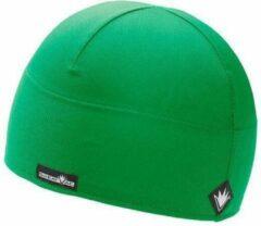 Sweatvac beanie 60/40 groen